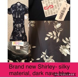 NWT Lularoe Shirley cover Up